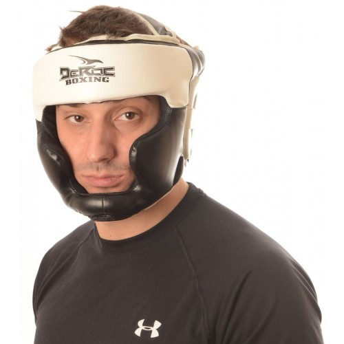Boxing Head Guard Full Face with chin